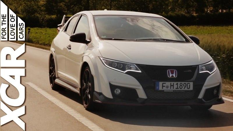 XCAR Drives The 2016 Honda Civic Type R: Video
