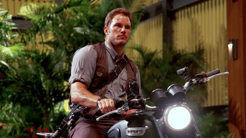 Triumph To Auction Off Scrambler Used In Jurassic World