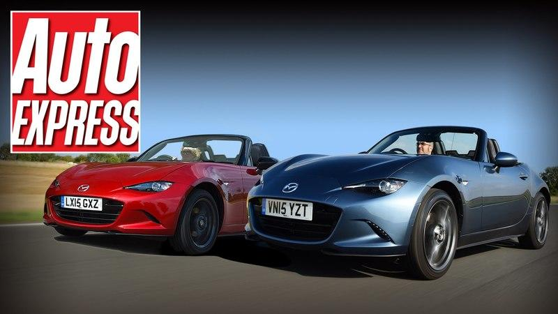 mazda mx5 miata videos top speed. Black Bedroom Furniture Sets. Home Design Ideas