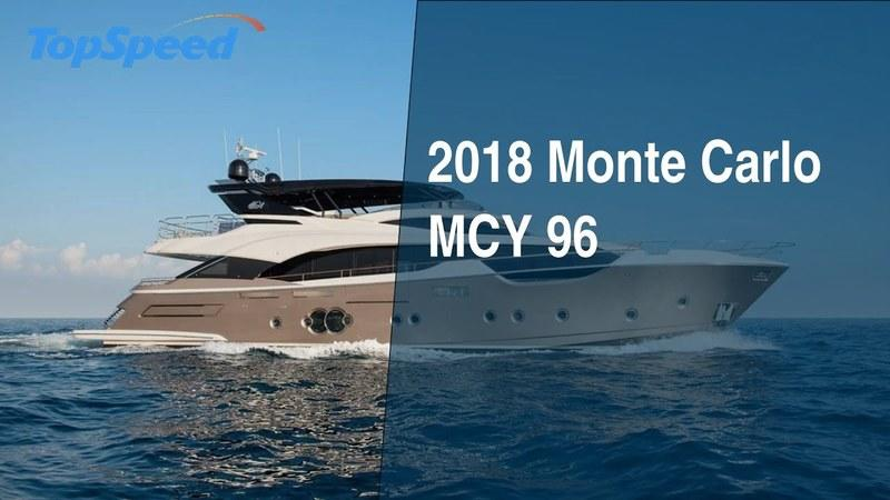 2018 Monte Carlo MCY 96