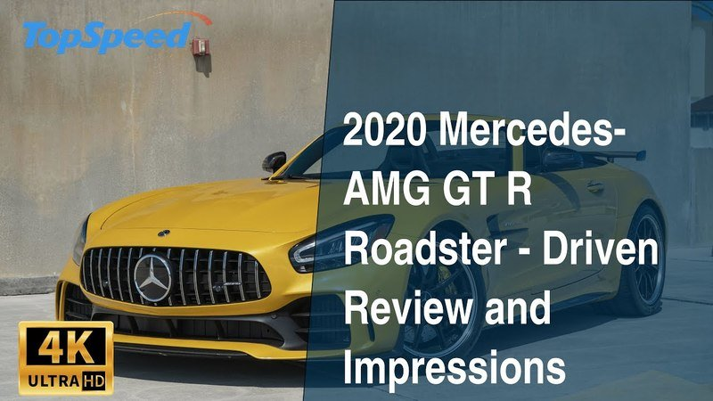 2020 Mercedes-AMG GT R Roadster - Driven Review and Impressions