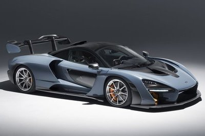 Everything You Need to Know About The McLaren Senna
