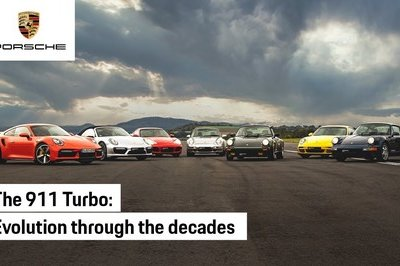 The Evolution of the Porsche 911 Turbo - A Video Packed With Nostalgia