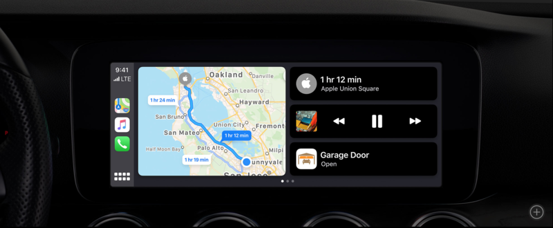 Apple CarPlay iOS 13 Hands-On Videos Are Here