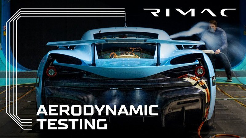 Explore The Challenges In Perfecting the Aerodynamic Prowess of the Rimac C Two