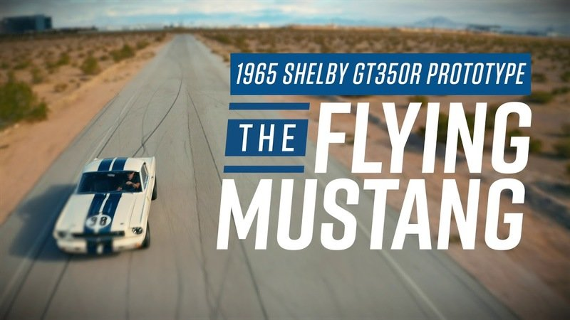 The Most Expensive Mustang Is Now a 1965 Shelby GT350R With a Price of $3.85 Million