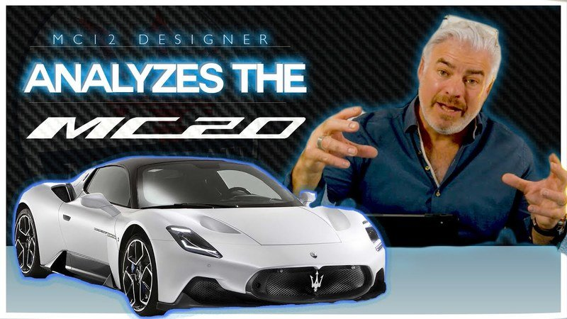 The Man Behind the Maserati MC12 Shares Thoughts On the New MC20