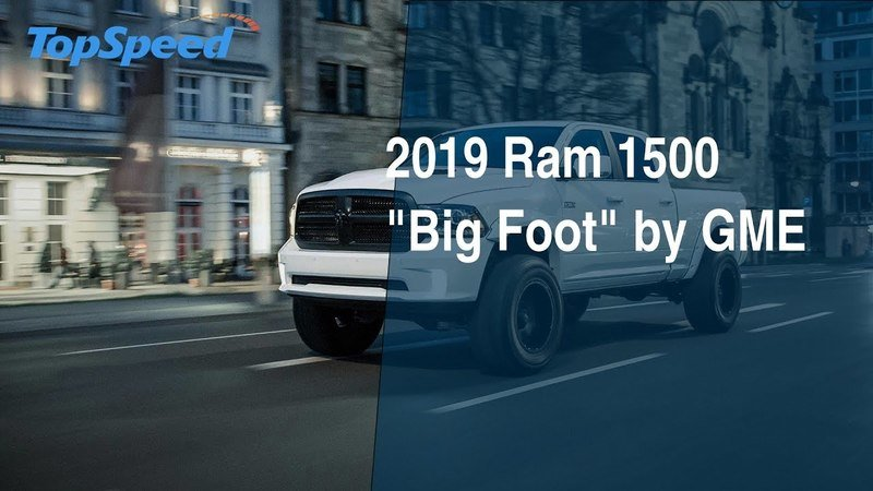 2019 Ram 1500 Off-Road Edition by GME