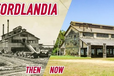 The Story of Fordlandia - One of Henry Ford's Bounciest Failures