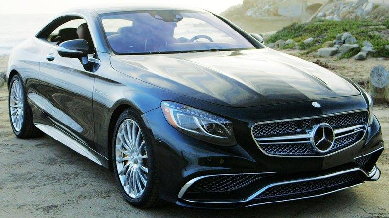 2015 Mercedes-Benz S65 AMG Coupe Driving Review: Video