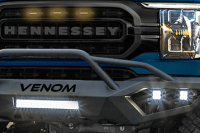 2021 Ford F-150 Venom 800 By Hennessey