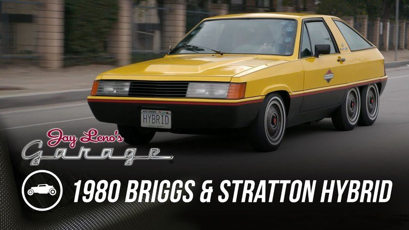 The Briggs and Stratton Hybrid: How a Washing-Machine Maker Built a Car