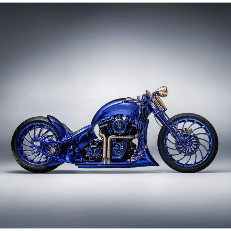 At $1.9m, this is the most expensive motorcycle to have ever been made