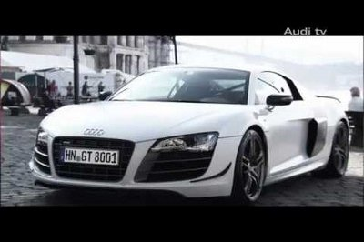 Video: Audi releases first teaser of the next-generation R8