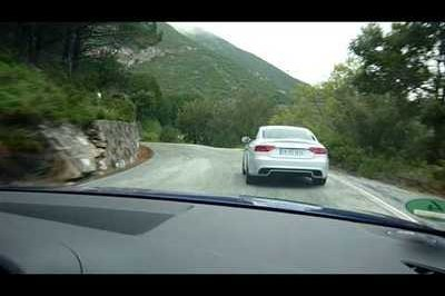 Video: Driving the new Audi RS5