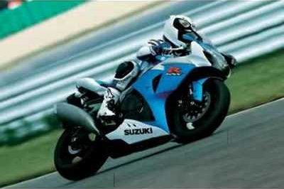 2009 Suzuki GSX-R 1000 Video