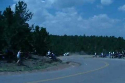 Video: The Wrecks of the 2012 Pikes Peak International Hill Climb