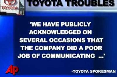 Memo surfaces: Toyota urged to