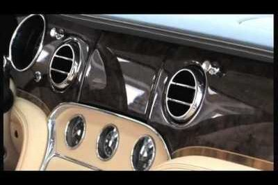 Bentley Mulsanne: Testing and Final Production