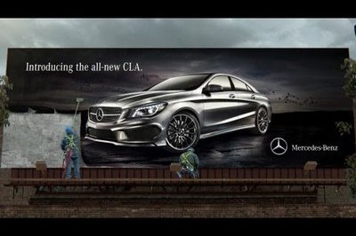 Super Bowl Ad: Save your Soul and Buy a Mercedes CLA Instead