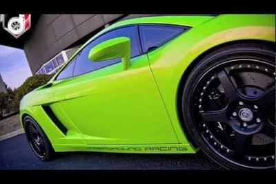 Video: Underground Racing's Lamborghini Gallardo takes on Shamrock Racing's Suzuki Hayabusa