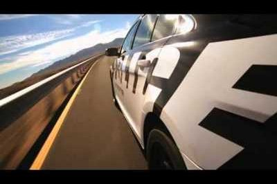 Video: Ford test drives its new police interceptors
