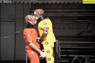 Segway crash tests reveal no risks for the unlucky dummies