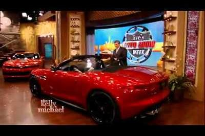 Video: 2014 Camero SS Debuts on TV Ahead of New York Auto Show