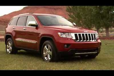 Video: The reinvention of the 2011 Jeep Grand Cherokee