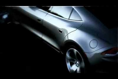 Video: Fisker Karma commercial