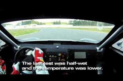 Video: Nissan Leaf Nismo RC Test Session