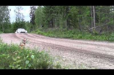Watch the new Volkswagen Polo WRC racer testing in Finnish forest