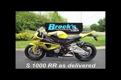 Drag master: BMW S1000RR by Brock's Performance [w/video]