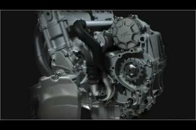 Video: 2010 MV Agusta Brutale engine details