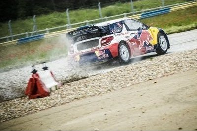 Video: Sebastien Loeb Gets us Amped Up for the 2012 X-Games