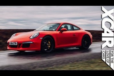 Carrera GTS Is The Best Porsche 911 According to XCAR: Video