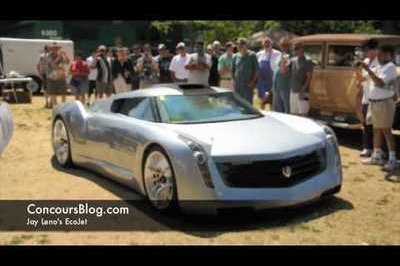 "Jay Leno's EcoJet makes appearance at ""All GM Show"""