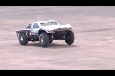 Video: Traxxas Does it Again With the Slash RC, Blows Away the Cadillac CTS-V Wagon