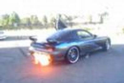 A Mazda Driver went too far with the Nitro