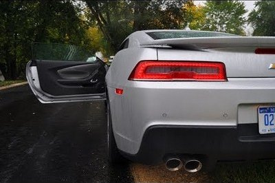 TopSpeed Video: Chevrolet Camaro RS With Active Exhaust
