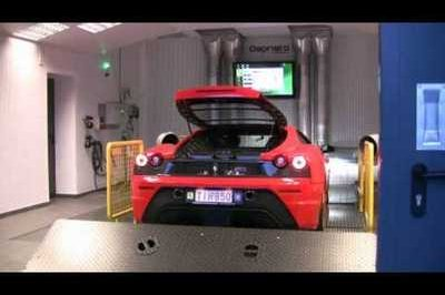 Capristo gives the Ferrari 430 Scuderia a little more gallop with a new exhaust system