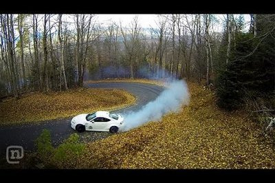 Extreme Drifting in a 600-Horsepower Scion FR-S: Video