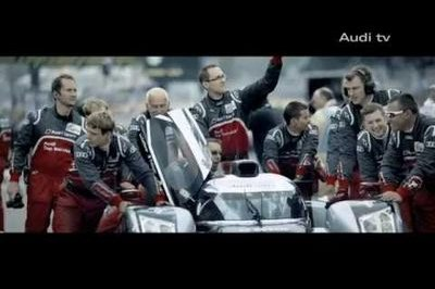Video: Audi 24 Hours of Le Mans 2011 Thriller