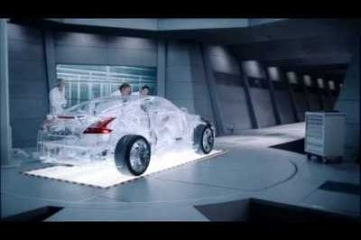 Video: Shell Helix Commercial Comes With Crystal Nissan 370Z