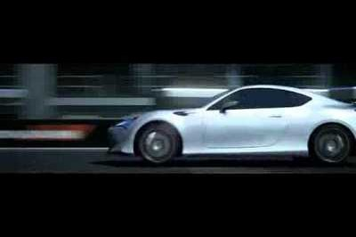 Video: Toyota FT-86 II Concept stars in Gran Turismo 5