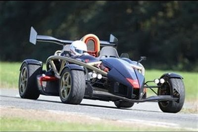 Video: Ariel Atom V8 tested in UK