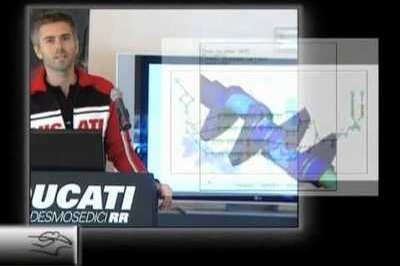 Video: Fifth episode of Ducati D16RR Documentary
