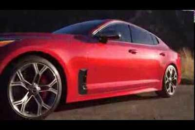 Watch Out BMW 3 Series, The Kia Stinger GT Is Not Messing Around