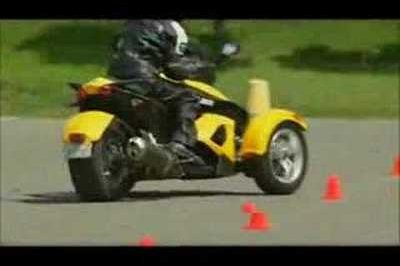 Can-Am Spyder official safety video