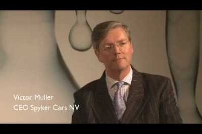 Saab and Spyker CEOs talk about Saab-Spyker deal